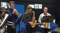 Jazz Course Success